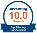 Avvo Rating - Scott C. Gottlieb Injury Law