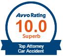 Avvo Rating - Scott C. Gottlieb Injury Law